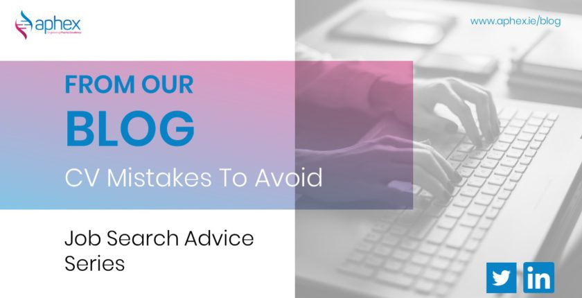 cv mistakes to avoid tips and advice recruitment waterford ireland
