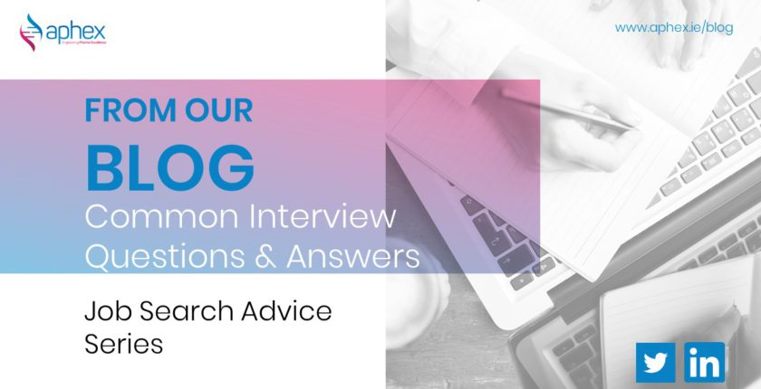common interview questions and answers recruitment ireland