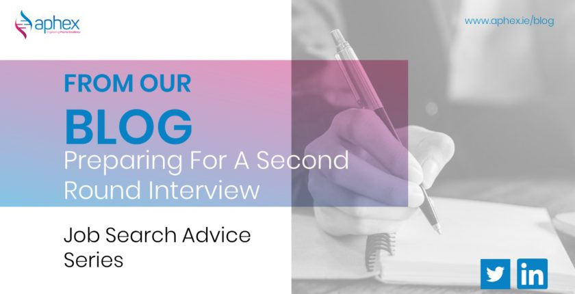 preparing for a second round interview tips and advice